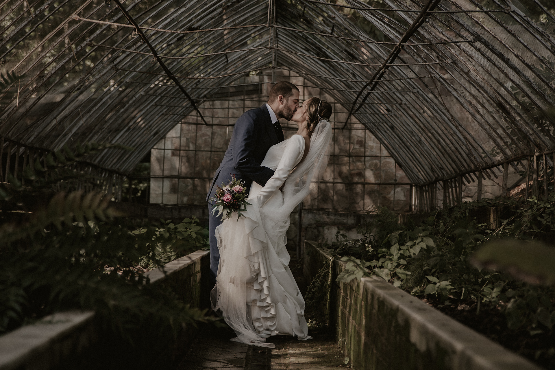 Fotógrafo de boda en Málaga Finca de la Concepción