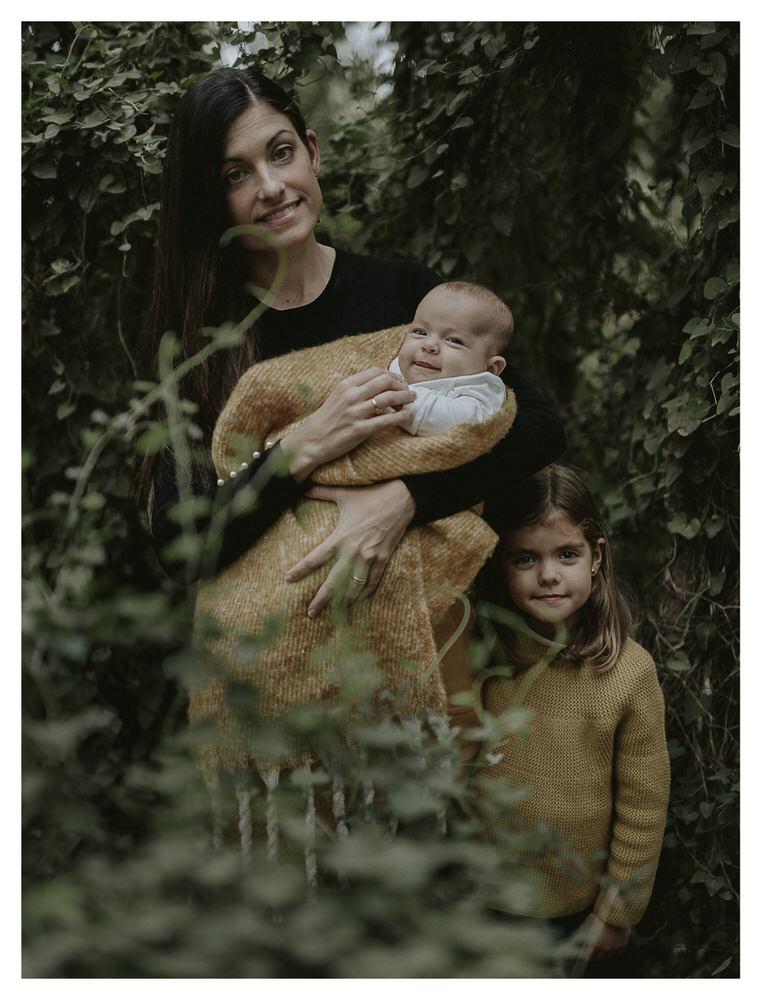 Sesión de fotos de familia en Málaga