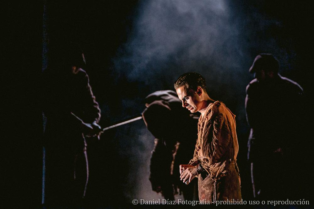 Fidelio Teatro Cervantes Beethoven Daniel Díaz Fotografía