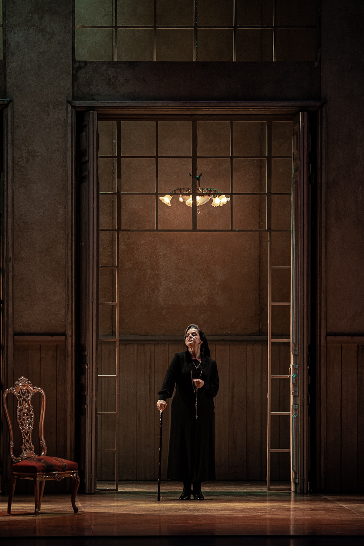 La Casa de Bernarda Alba - Teatro Cervantes Málaga - Opera - Miquel Ortega